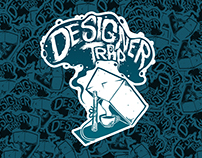 Sticker - Designer Trap