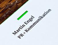 Martin Engel Corporate Identity