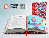 WARSAW LEGENDS book design & illustrations 2016