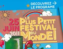 Le Plus Petit Festival du Monde !