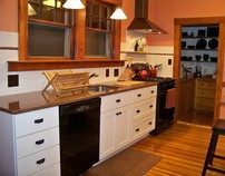 Eclectic Kitchen in Norwood, MA
