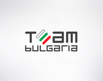 Team Bulgaria - logo design