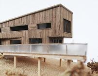Maison bois et atelier de menuiserie