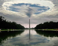 unexplained phenomena project - Washington Monument
