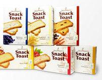 Jacobsen's Snack Toast