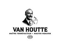 Van Houtte - rebranding