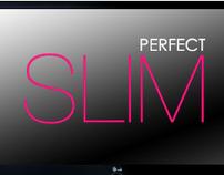 LG TV SLIM
