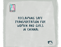 AWARE-Safer Chennai Campaign