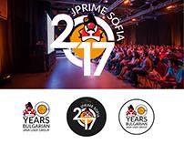 Jprime 2017 Brand & Event Design