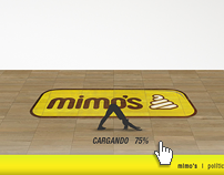 The challenge by mimo's - Website
