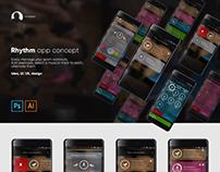 Rhythm app