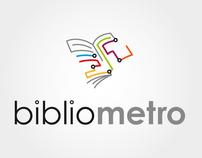Bibliometro // Branding