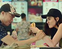 McDonald's「BES OR BAE」