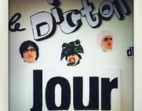 LE DICTON DU JOUR