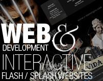 Web Design & Development 2006 - 2009