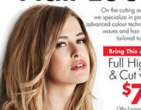Hair Loom Print Ad Spring 2015