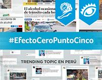 #EfectoCeroPuntoCinco