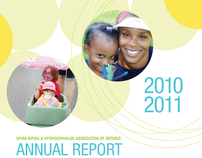 Spina Bifida & Hydrocephalus Association Annual Report