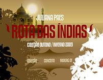 Rota das Índias - Anselmi 2009
