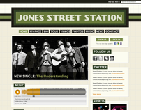 Jones Street Station