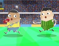 Industry SuperFunds Footy TVC
