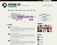 Future of ____ Community