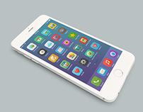 Concept Icons iOS