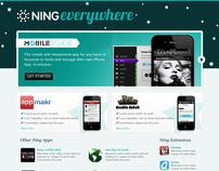 Ning Everywhere