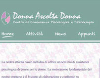 Donna Ascolta Donna