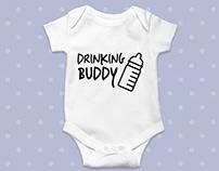 Baby Body Funny Design