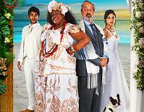 Movie poster - Amarração do Amor