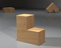 Letris - Mobilier modulaire