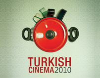 Cannes Film Fest. 2010 // Turkish Cinema Stand Design