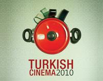 Cannes Film Fest. 2010 // Turkish Cinema Stand Design
