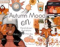 Autumn Mood On Clipart