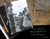 Thar- the Book. A Project by Unilever Pakistan