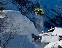 Portfolio Winter : Snowboard