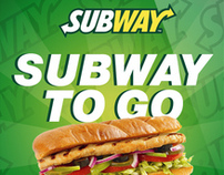Subway To Go Concept