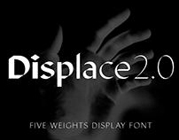 Displace 2.0 Font