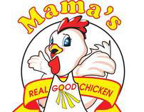 mama's chicken. point software