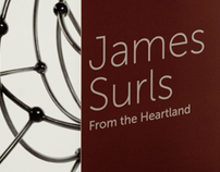 James Surls Invitation