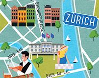 Virgin magazine - Zurich