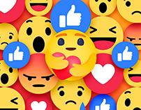Facebook Reactions Free Download Vector 2020