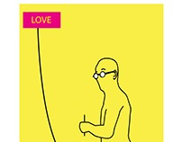 The nudity of Le Corbusier