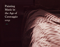 """Painting Music in the Age of Caravaggio"" Album Cover"