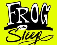 Frog vs Sleep