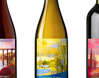 Wine Labels/Branding