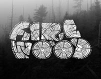 Firewood Typography