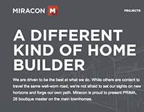 Miracon Website