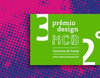 Cartaz 32º Prêmio Design MCB - 2018